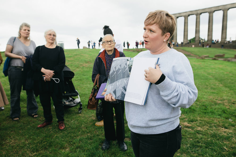 Calton Hill Tour