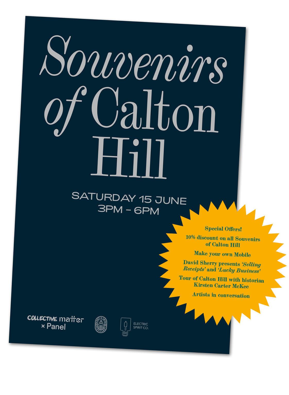 Souvenirs of Calton Hill