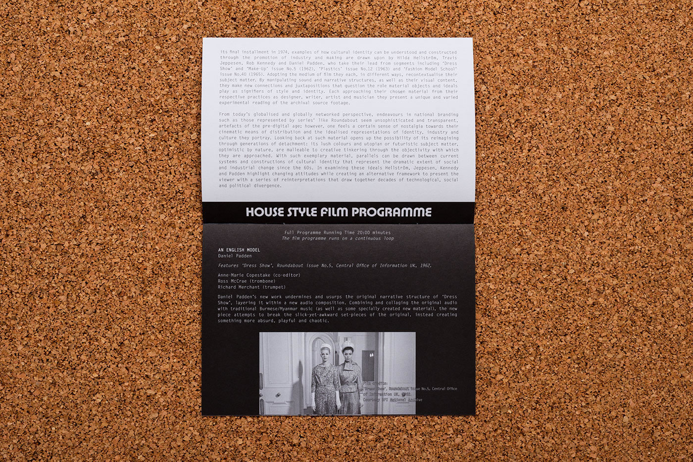 Panel House Style M