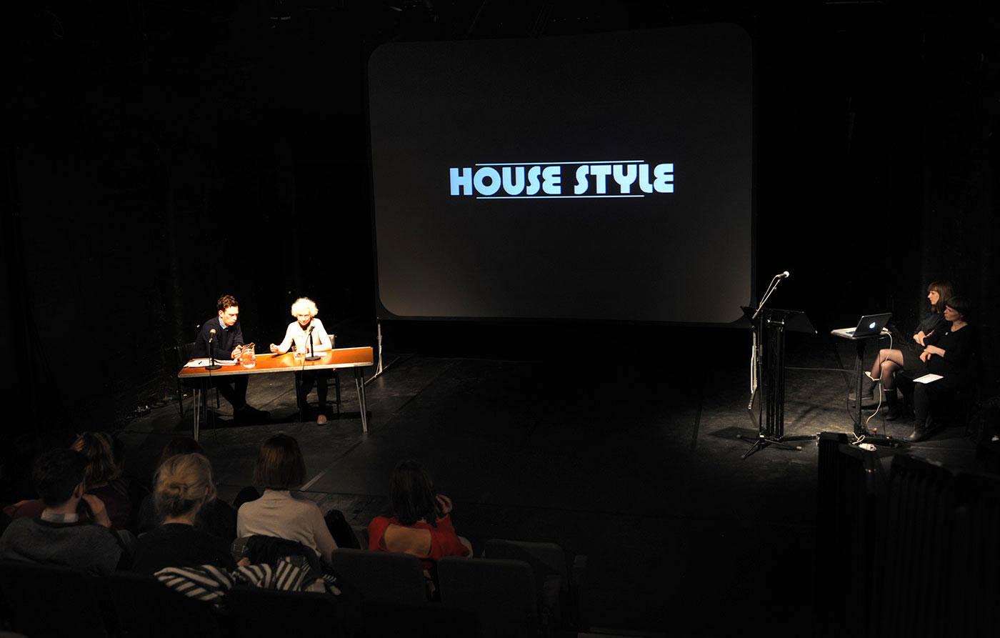 Panel House Style Talk A