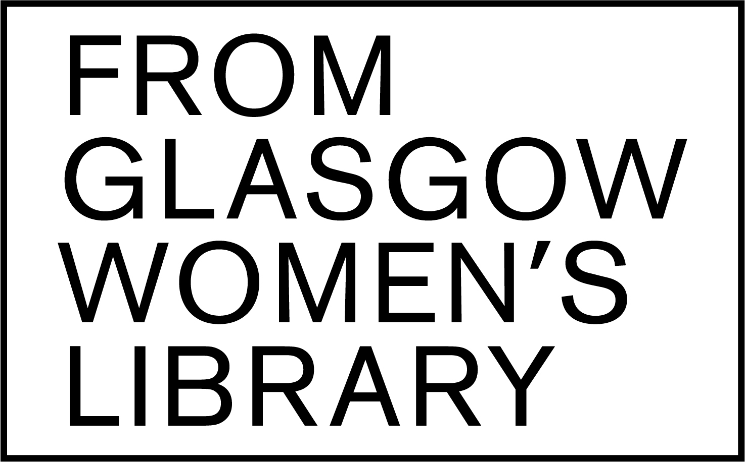 From Glasgow Women's Library